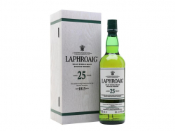 Laphroaig Single Malt 25 Years 52% 70CL