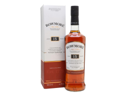 Bowmore Single Malt 15 Years 43% 70CL