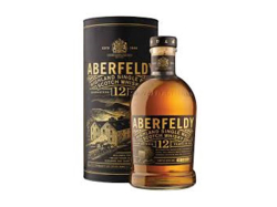 Aberfeldy Single Malt 12 Years 40% 75CL