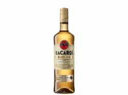 Bacardi Gold 40% 75CL