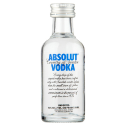 Absolut Vodka 40% 5CL