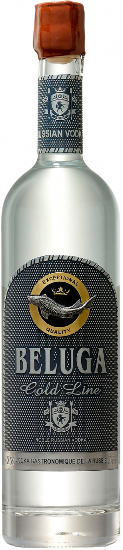 Beluga Gold Line Vodka 40% 70CL