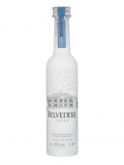 Belvedere Vodka 40% 5CL