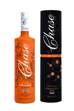Chase Marmalade Vodka 40% 70CL